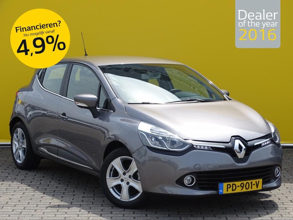 Renault Clio 1.5 dci 90ppk dynamique