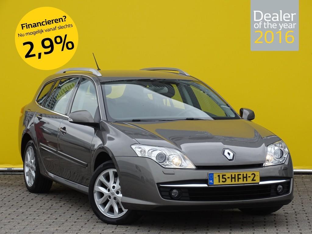 Renault Laguna Estate 2.0-16v turbo 170pk aut. dynamique