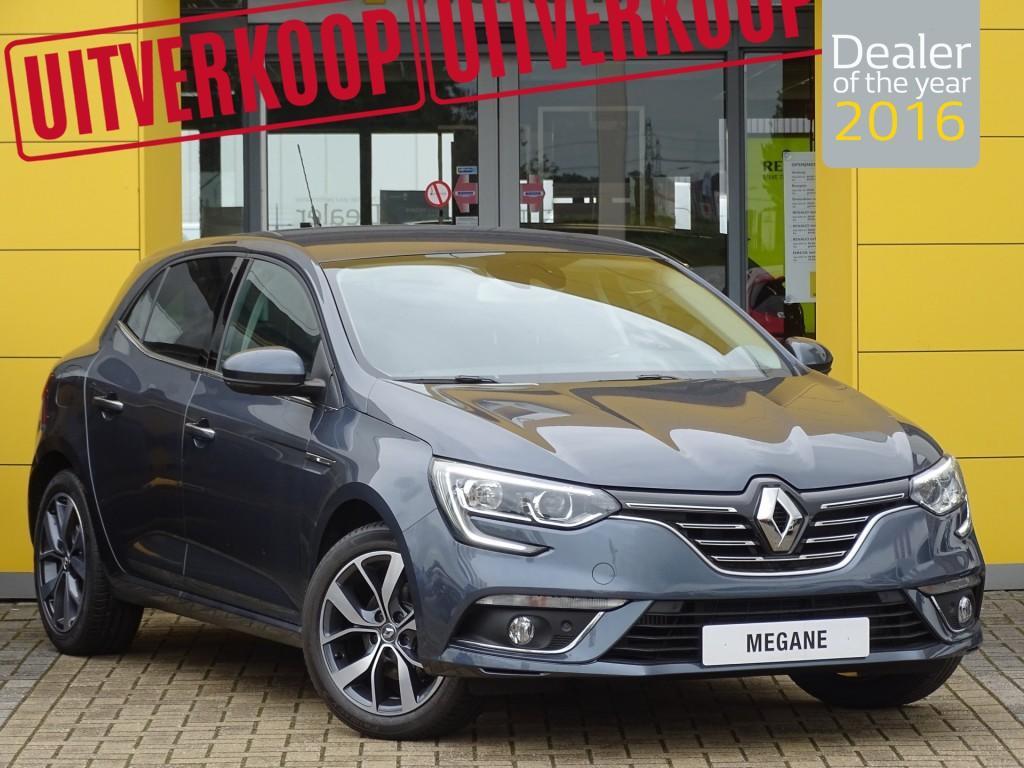 Renault Mégane Tce 100pk bose normaal rijklaar 27.515,- nu rijklaar 24.950,- , nu speciaal voorraad voordeel/direct rijden