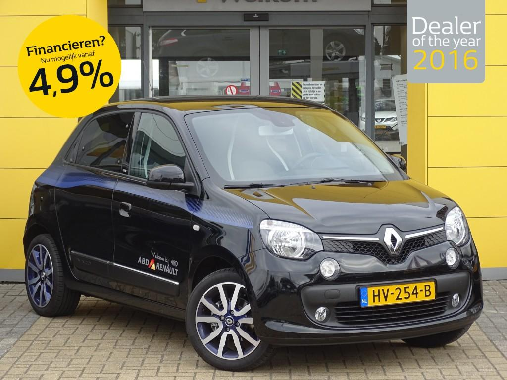 Renault Twingo Sce 70pk série signature viva demo