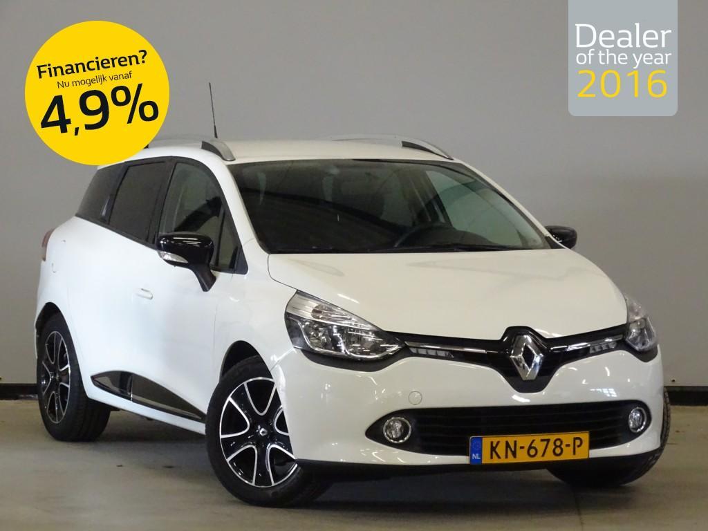 Renault Clio estate Tce 90pk expression