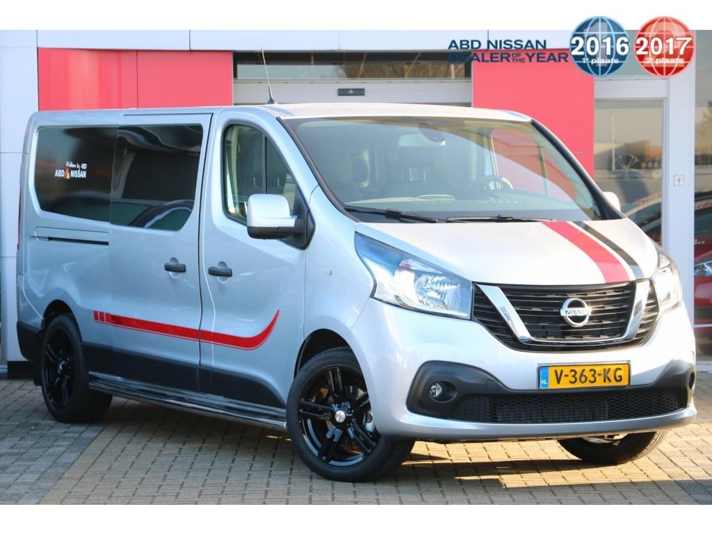Nissan Nv300 Dci 120pk l2h1 edition 300 dc normaal rijklaar 35.950,- , nu rijklaar 27.295,- voorraad snel rijden 30% korting!!!  inclusief exclusieve styling!!!