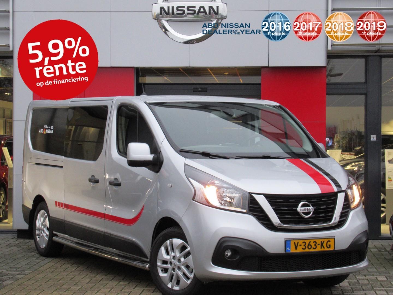 Nissan Nv300 Dci 120pk l2h1 edition 300 dubbele cabine nu 20.945,-