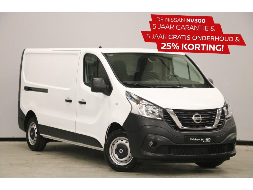 Nissan Nv300 Dci 125pk l2h1 acenta normaal rijklaar 31.750,- , nu rijklaar 26.500,-