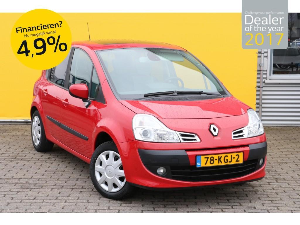 Renault Grand modus 1.6-16v 110pk dynamique