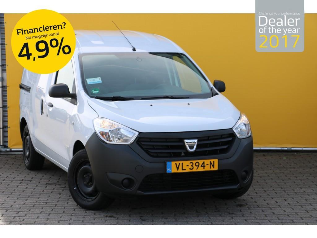 Dacia Dokker 1.6 83pk basic marge auto