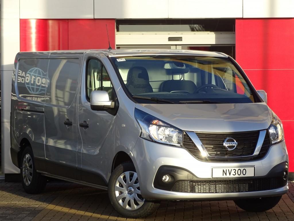 Nissan Nv300 Dci 145pk l2h1 optima