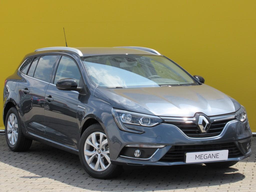 Renault Mégane Estate tce 140pk limited clima