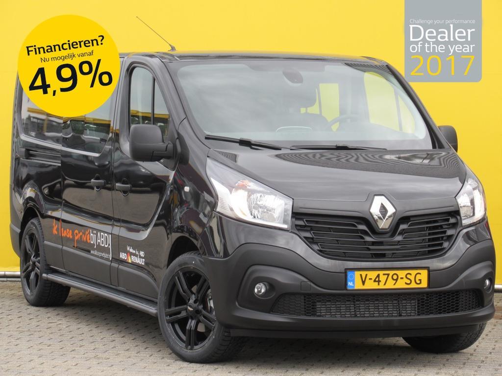 Renault Trafic 1.6 dci 145pk t29 l2h1 dc comfort energy normaal rijklaar 33.243, nu 25.950