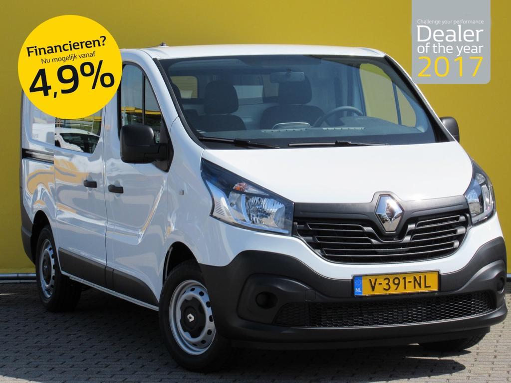 Renault Trafic 1.6 dci t29 l1h1 comfort energy twin turbo 125pk van € 27.029,- voor € 20.450,- ex btw/bpm