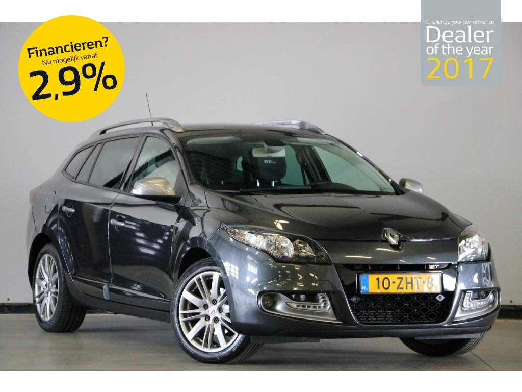 Renault Mégane Estate 1.5 dci 110pk gt-line