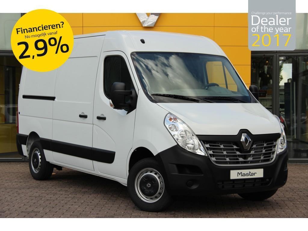 Renault Master Gesloten bestel fwd t35 l2h2 fwd dci 130 pk eu6 normaal rijklaar 32.250, nu 24.950,-