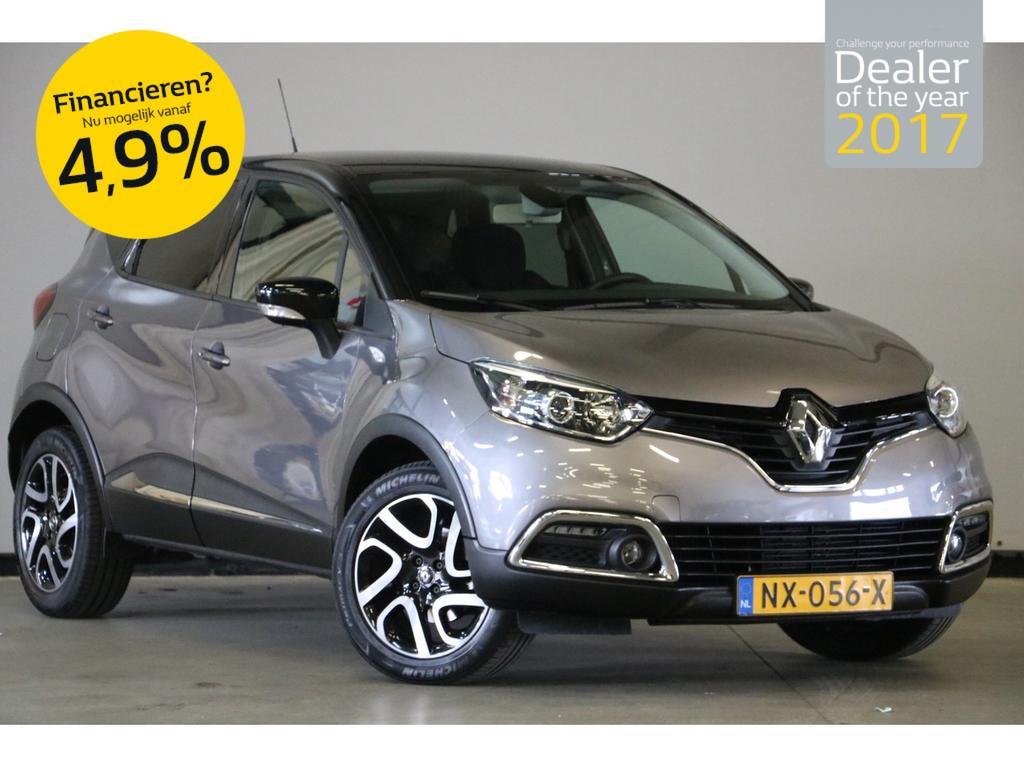 Renault Captur 1.2 tce dynamique automaat