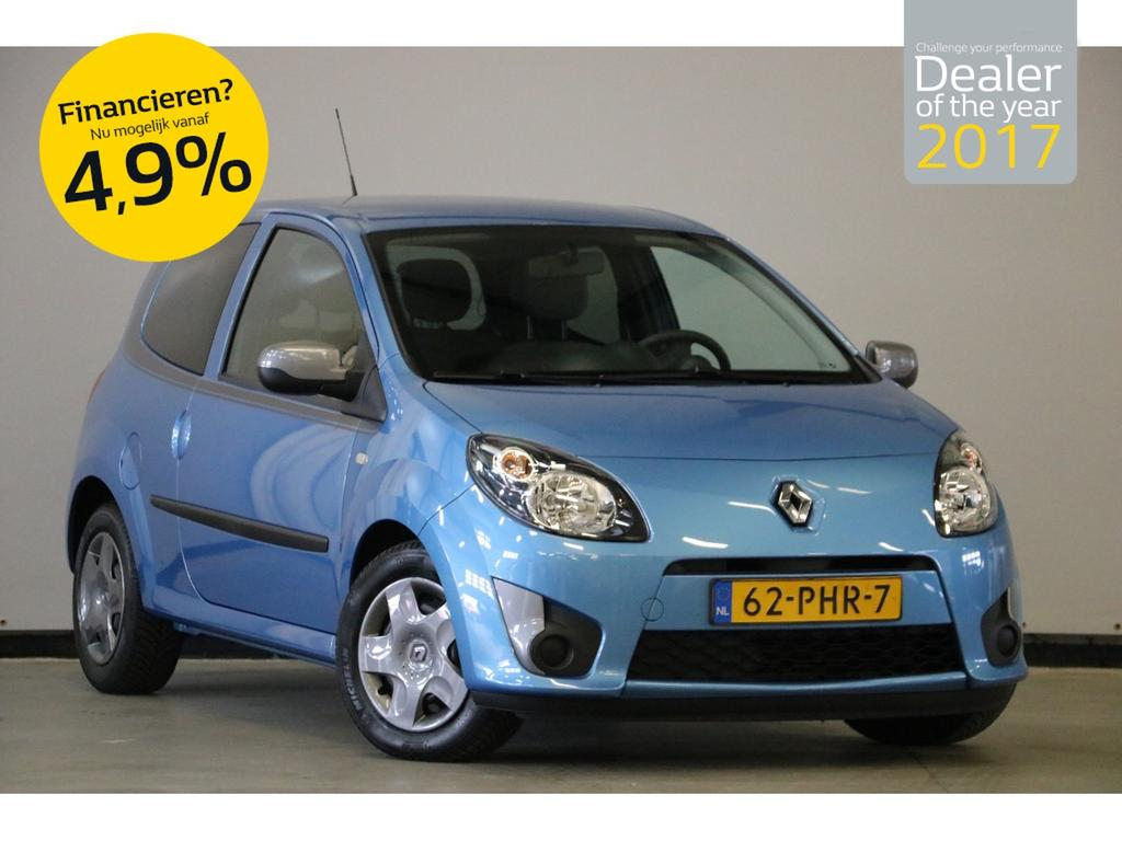 Renault Twingo 1.5 dci 85pk collection