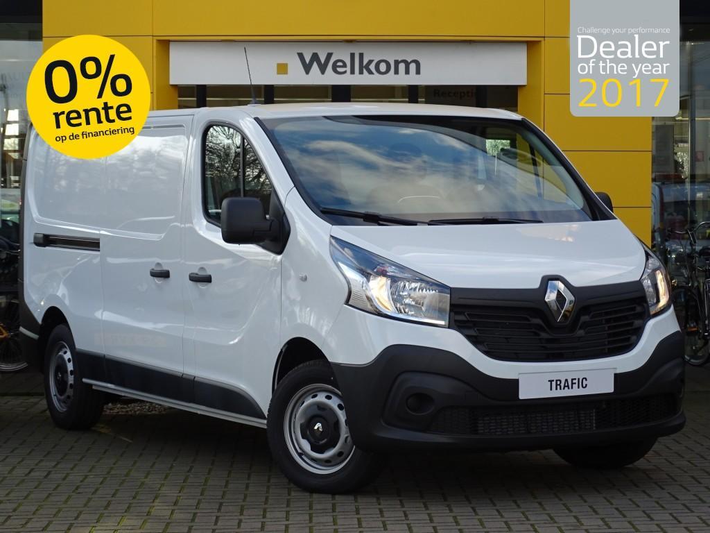 Renault Trafic Dci 125 pk twin turbo t29 l2h1 comfort energy van € 26.879,- nu rijklaar voor € 20.400,-
