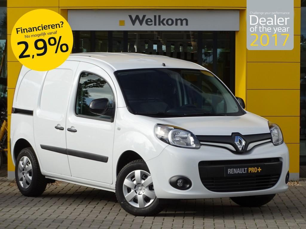 Renault Kangoo Dci 90 pk energy work edition van rijklaar € 16.568,- nu rijklaar voor € 12.600,-