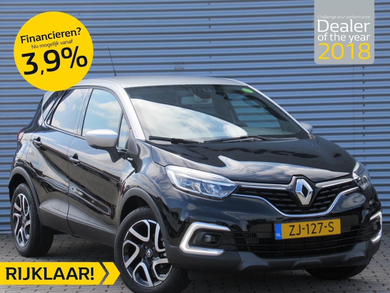 Renault Captur Tce 90pk bose normaal rijklaar voor € 26.830,- nu rijklaar voor 22850,-