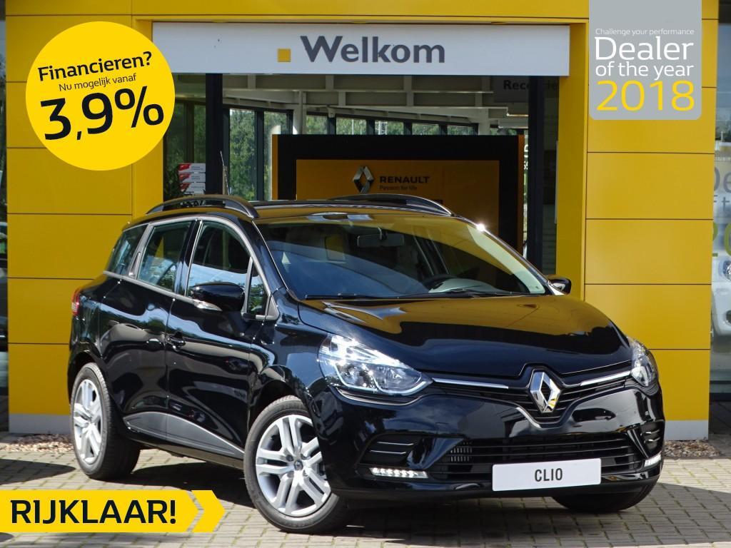 Renault Clio Estate tce 90pk zen normaal rijklaar voor € 20.687,- nu rijklaar voor € 18.350,-