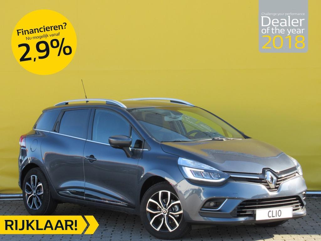 Renault Clio Estate tce 90pk intens normaal rijklaar voor € 22.777,- nu rijklaar voor € 20.450,-