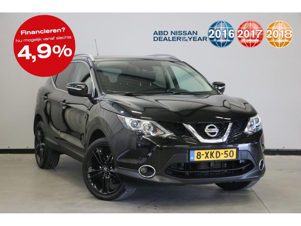 Nissan Qashqai 1.6 dci 131pk connect edition