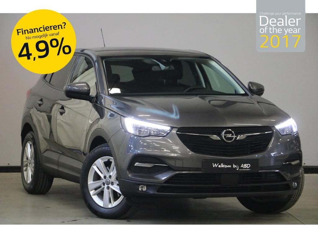 Opel Grandland x 1.2 turbo 130pk enjoy