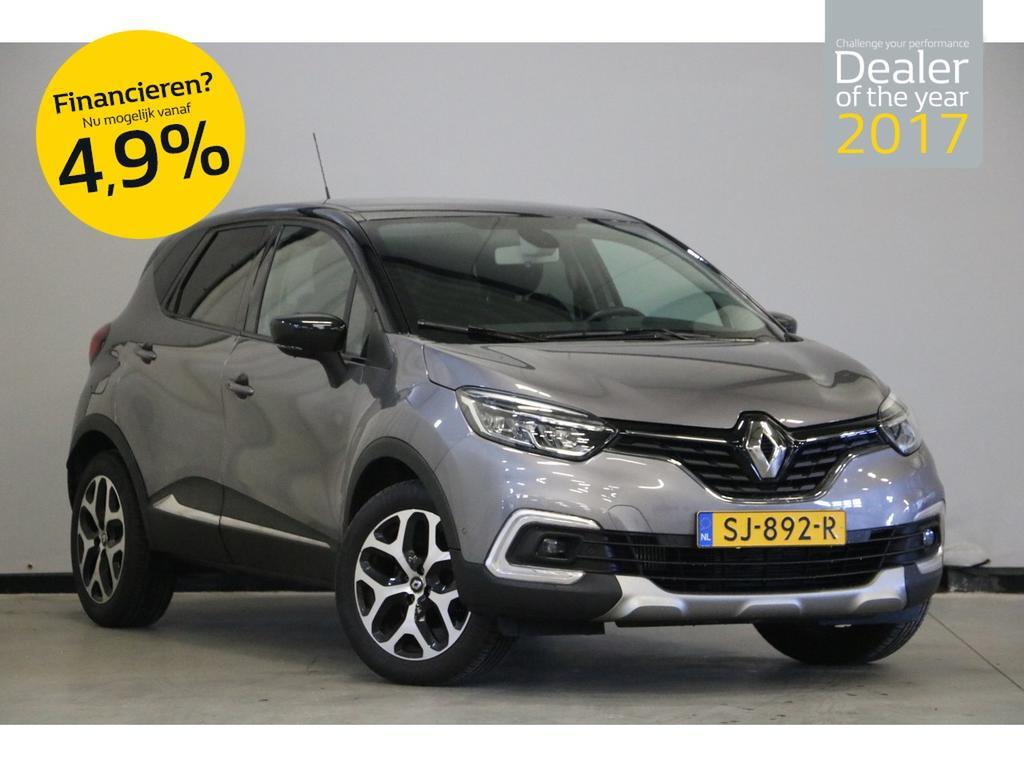 Renault Captur 1.2 tce intens