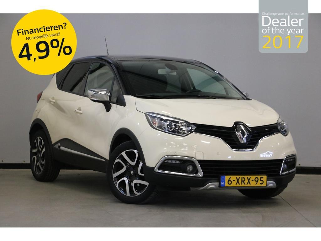 Renault Captur 1.2 tce 120pk edc/aut.6 dynamique