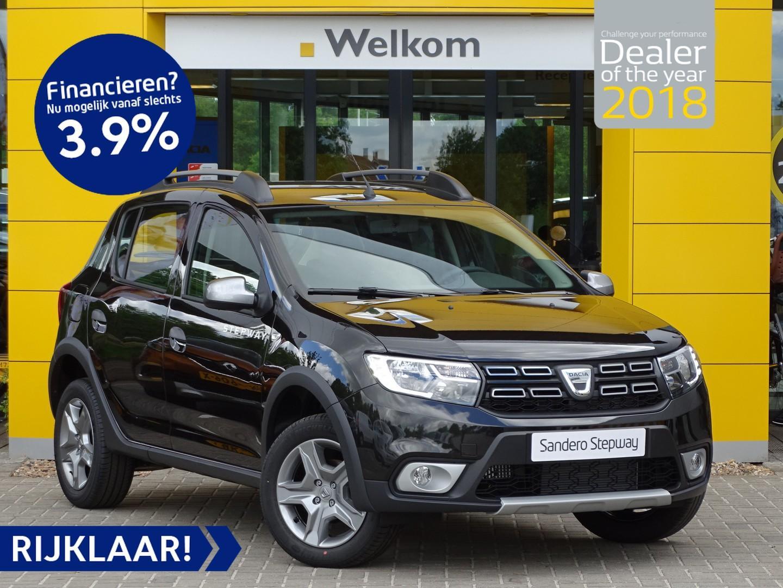 Dacia Sandero Tce 90pk bi-fuel lpg stepway nieuw voorraad