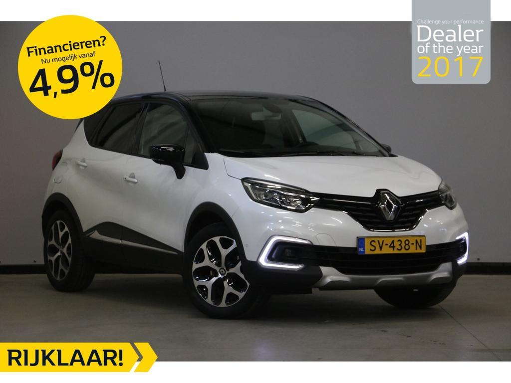 Renault Captur Tce 120pk intens