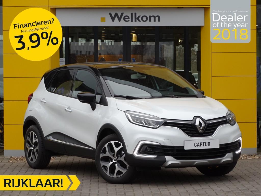 Renault Captur Tce 150 pk edc intens normaal rijklaar € 29.680,- nu rijklaar € 26.880,-