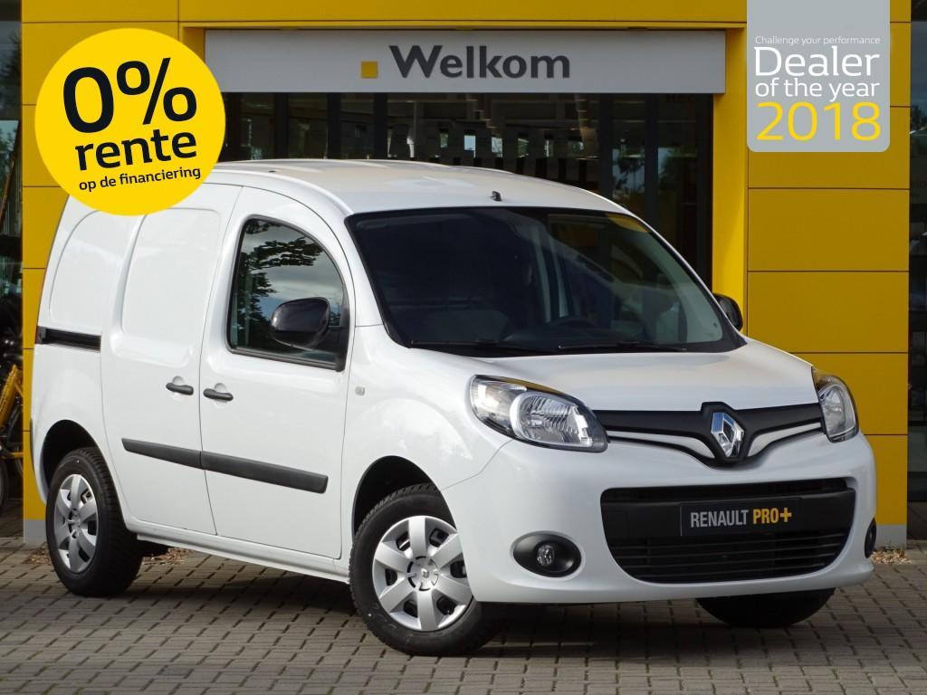 Renault Kangoo Dci 90 energy work edition normaal € 16.785,- nu rijklaar € 12.800,-