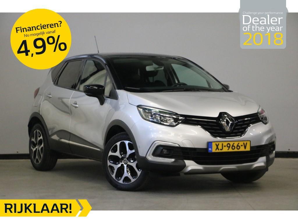 Renault Captur Tce 90pk intens nieuwste type