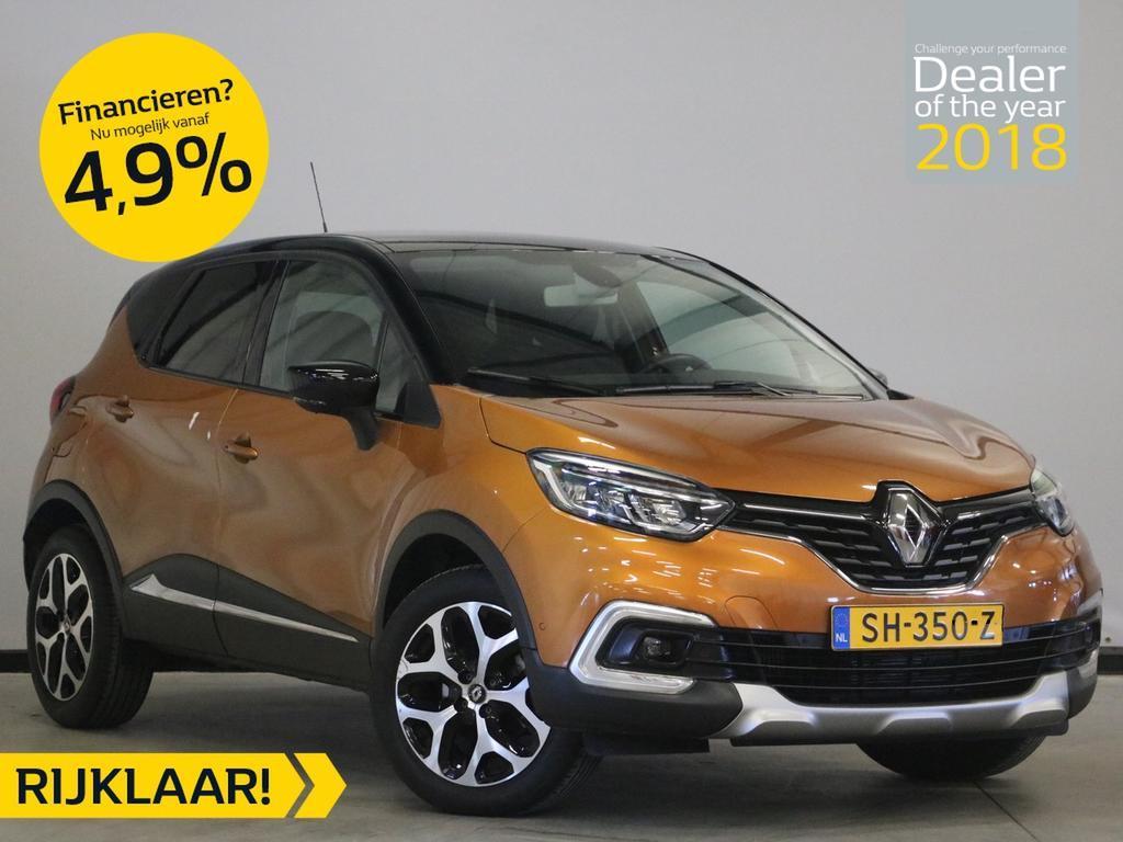 Renault Captur 1.2 tce 120pk edc/aut.6 intens rijklaarprijs