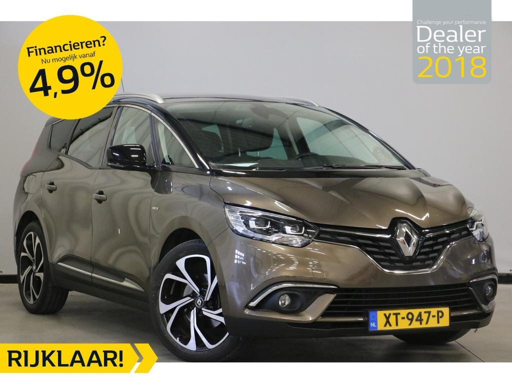 Renault Grand scénic 1.5 dci 110pk edc/aut.6 bose 7p.