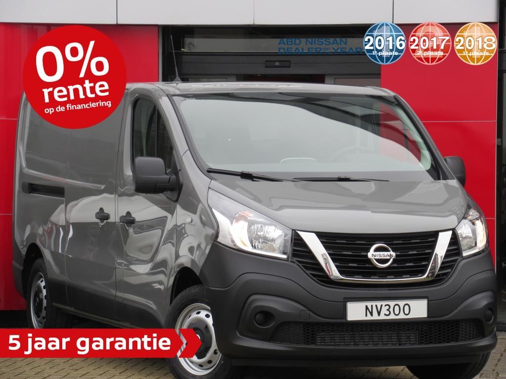 Nissan Nv300 Dci 125 l2h1 acenta s&s normaal rijklaar € 28.513,- nu rijklaar € 21.500,-