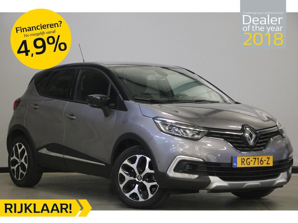 Renault Captur Tce 120pk edc/aut.6 intens nieuwste type