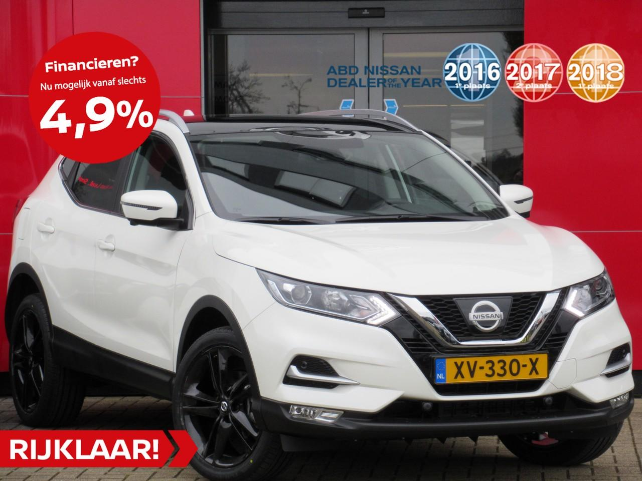 Nissan Qashqai Dig-t 163pk n-connecta €5.000,- euro korting