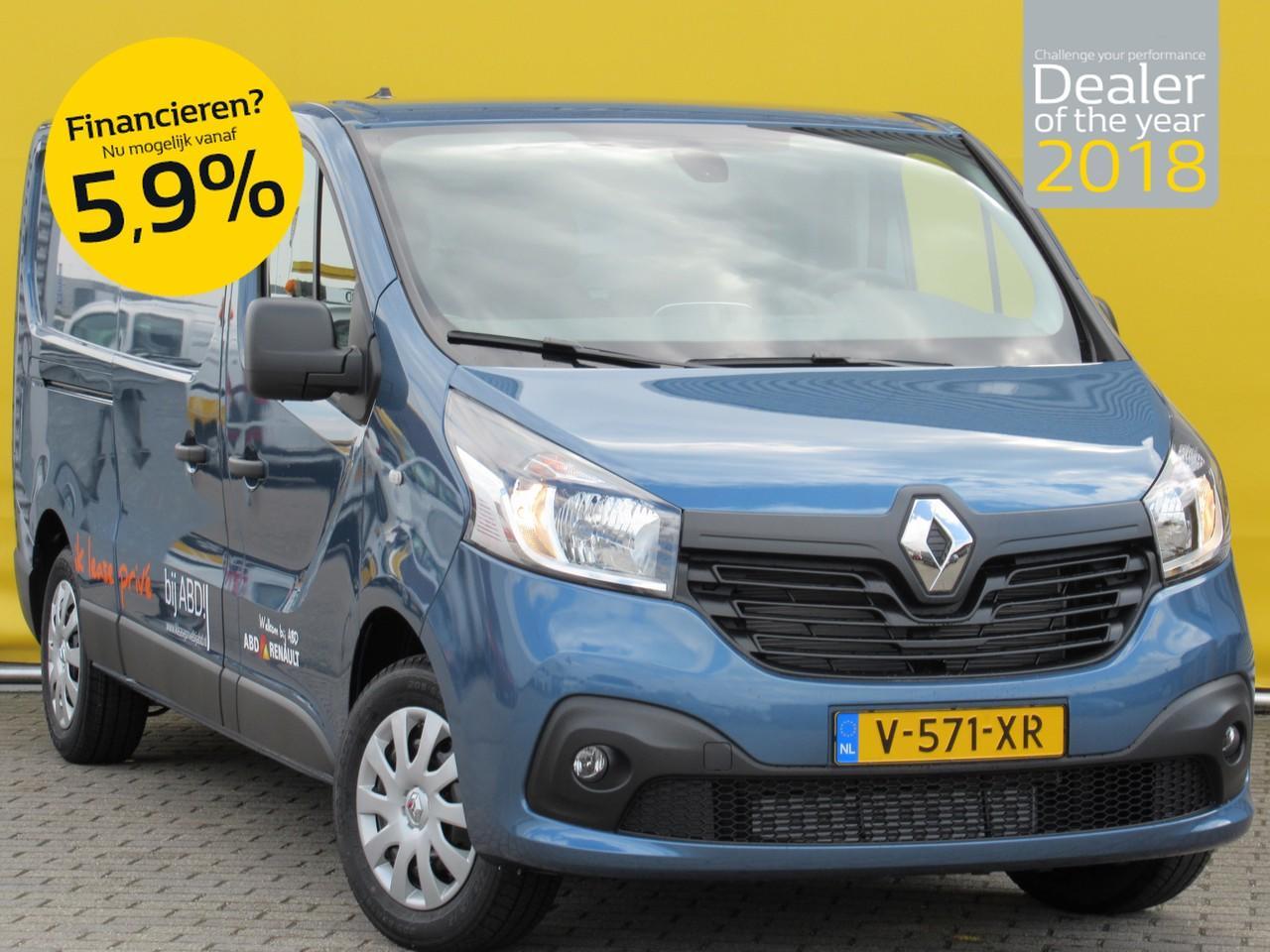 Renault Trafic Dci 120pk t29 l2h1 comfort nu rijklaar voor € 22.845,-