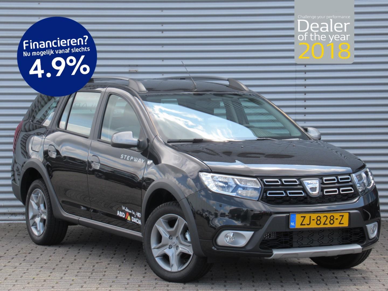 Dacia Logan Mcv tce 90 stepway uit voorraad leverbaar rijklaar voor € 18.590,-