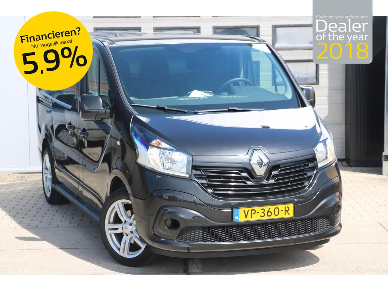 Renault Trafic 1.6 dci t29 l1h1 turbo2 energy