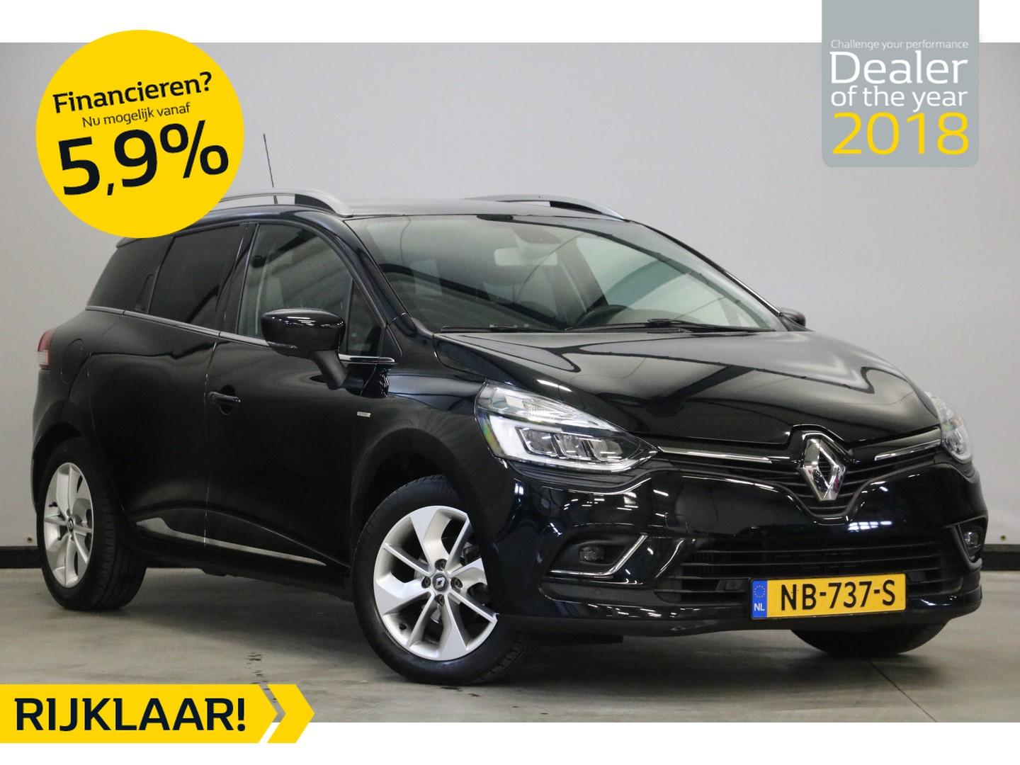 Renault Clio Estate 1.2 tce 120pk limited