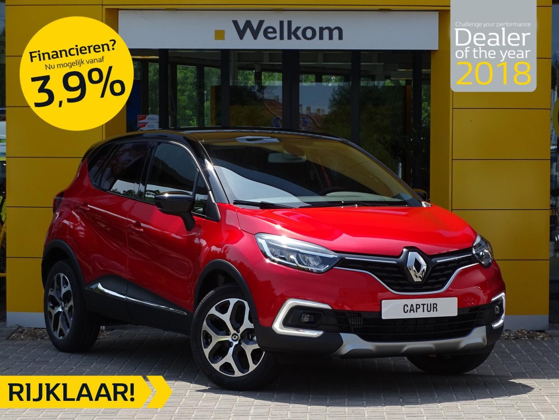 Renault Captur Tce 90pk intens normaal rijklaar 25.750,- nu rijklaar 22.950,-
