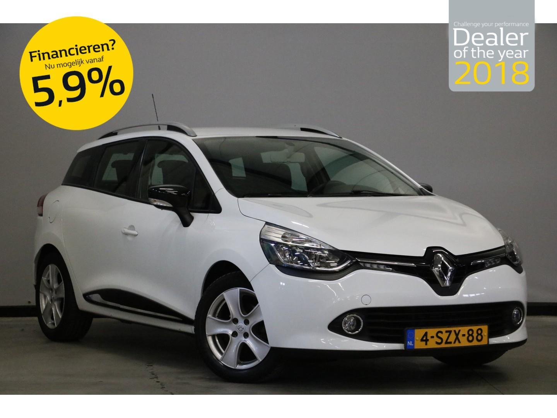 Renault Clio Estate 1.5 dci 90pk dynamique