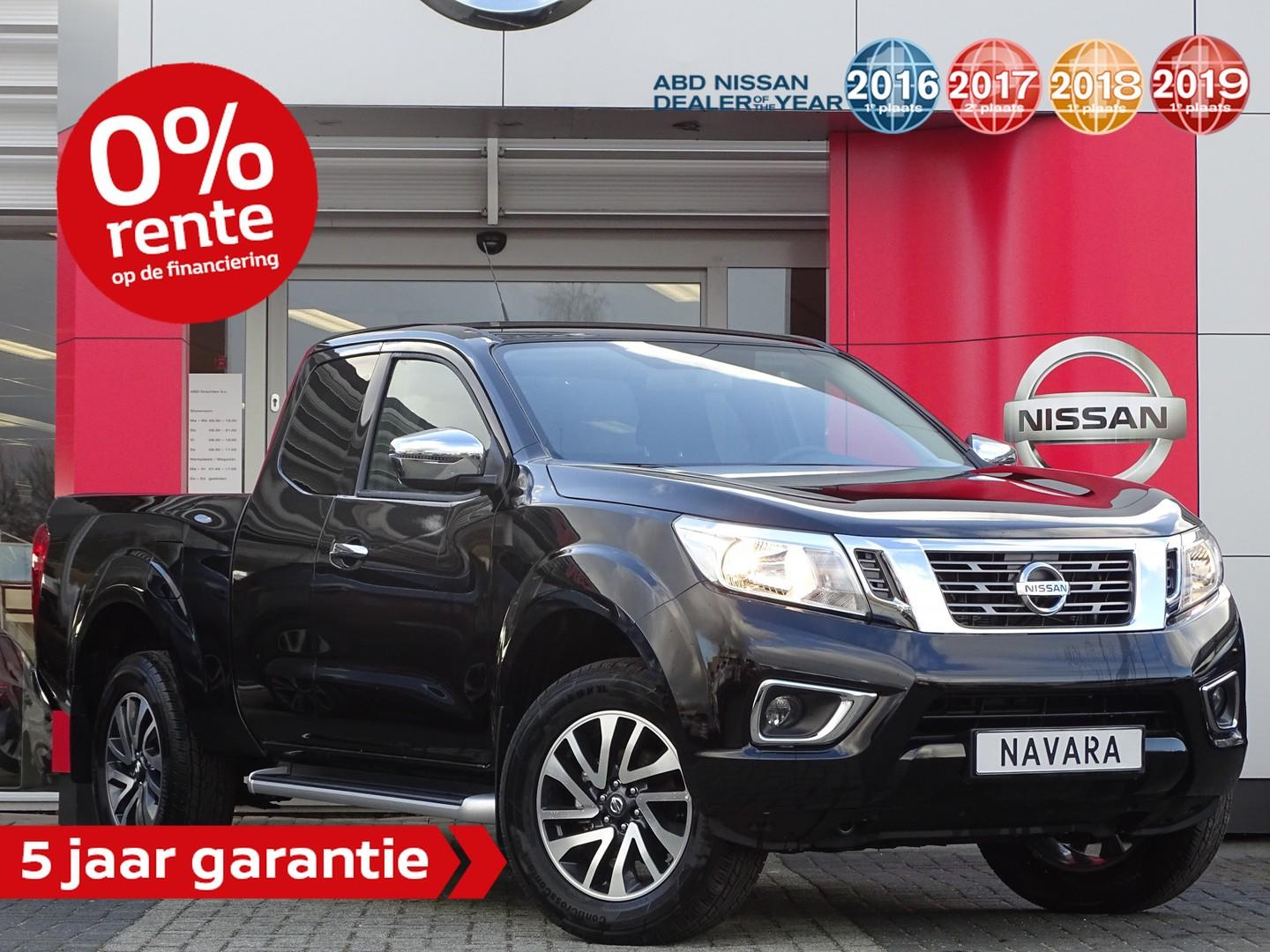 Nissan Navara My18 2.3 dci 160pk king cab n-connecta