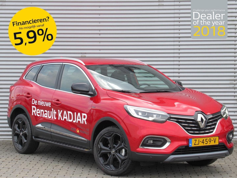 Renault Kadjar Phase 2 tce 160pk black edition van 37.795,- voor 30945