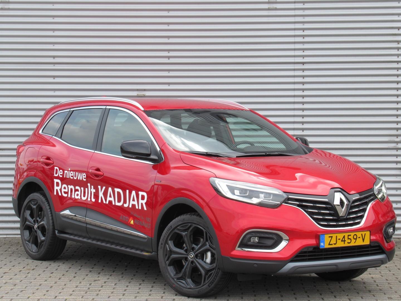 Renault Kadjar Tce 160pk black edition navi