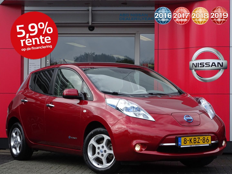 Nissan Leaf Connect edition