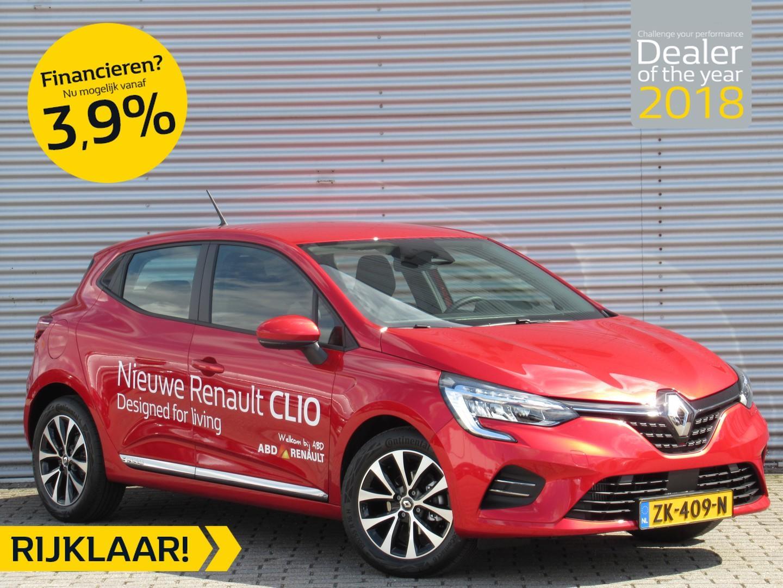 Renault Clio 1.0 tce zen normaal rijklaar 20.095,- . nu rijklaar 19.095,- .