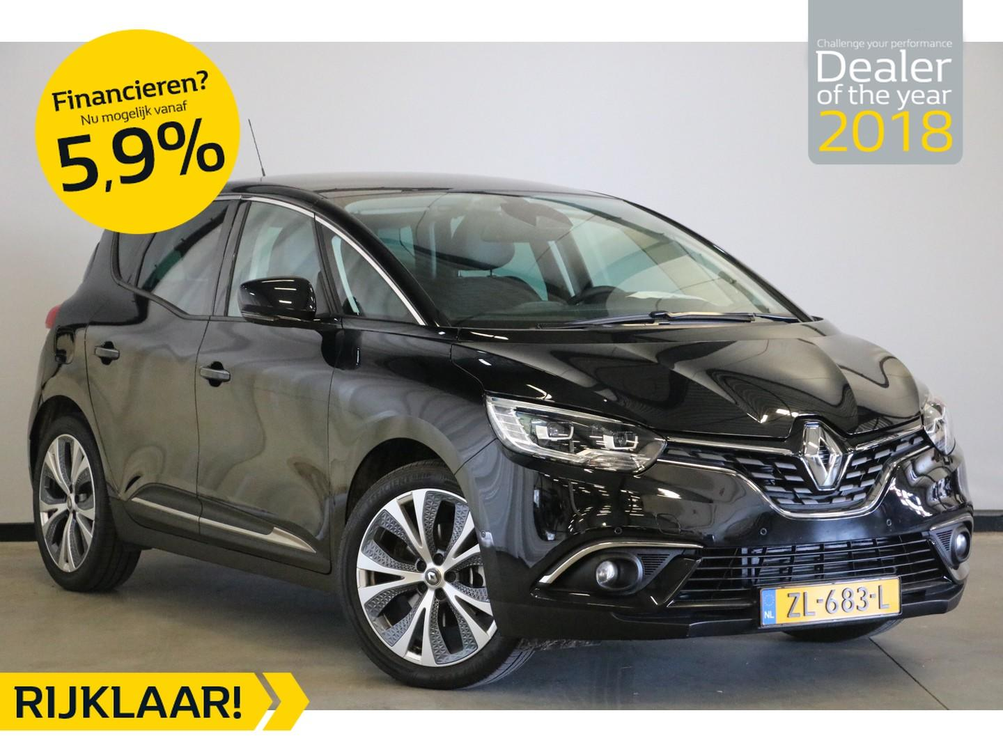 Renault Scénic 1.3 tce 140pk intens