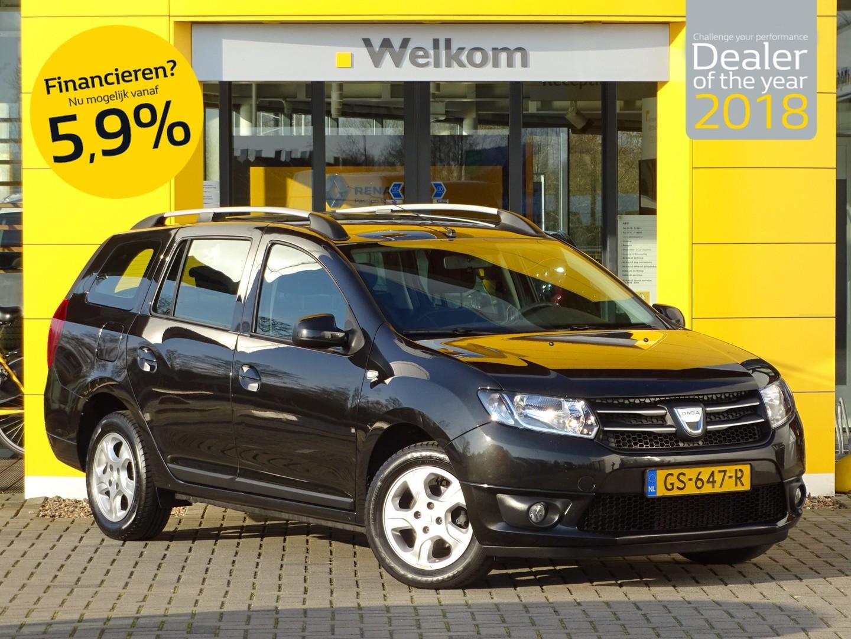 Dacia Logan Mcv 1.5 dci 90pk prestige
